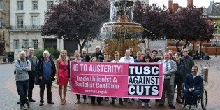 Rebel Councillors Join TUSC in Leicester