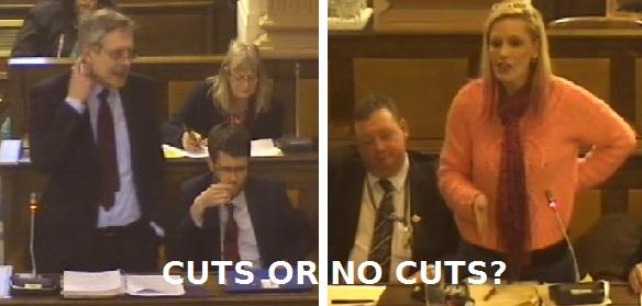 Cllr Barbara Potter Proposes No-Cuts Amendment to Labour Council