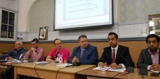 TUSC Candidate Leads Debate