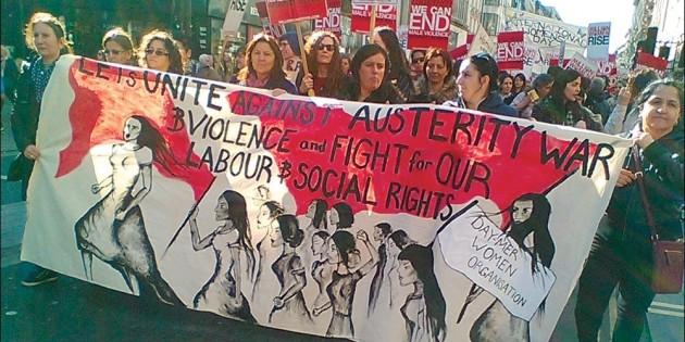 International Women's Day: Reclaim the Day