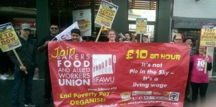 Global Fast Food Rights Day of Action