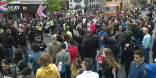 Leicester Makes Short Shrift of Britain First