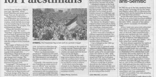Real Agenda Behind Anti-Semitism Slurs