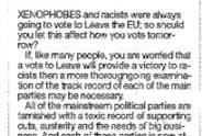 Making the Leftist Case for Brexit