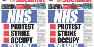 NHS: Protest, Strike, Occupy to Win!