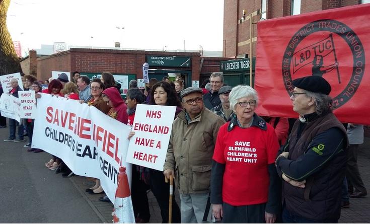 Photo courtesy of Unite Community Leicestershire
