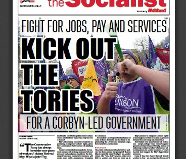 Kick Out the Tories!