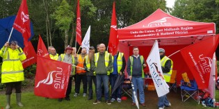 Argos Refuse to Play Fair or Talk, So Workers Strike