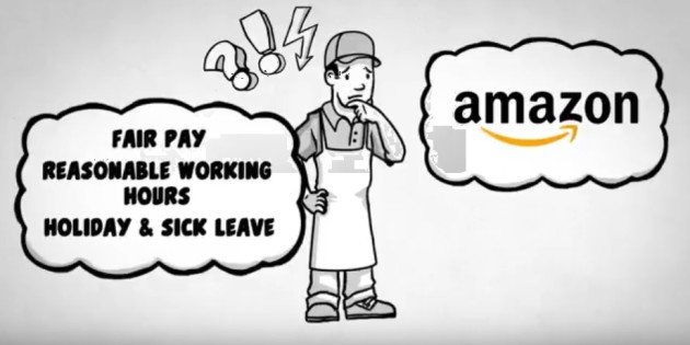 The Bakers Union Launches Important Campaign at Amazon.com to Fight for Workers Rights
