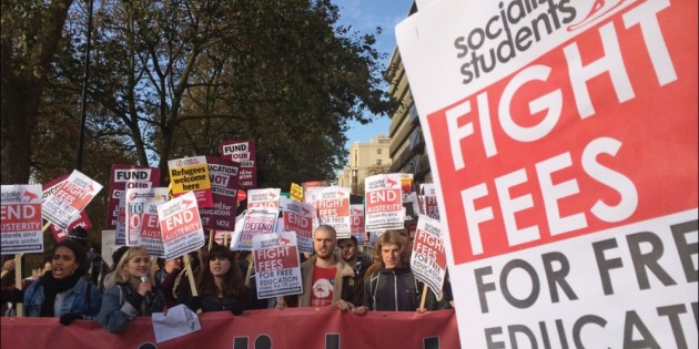 Open University Facing Huge Cuts: Fight for free education