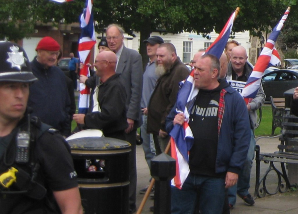 Grantham National Front August 2017