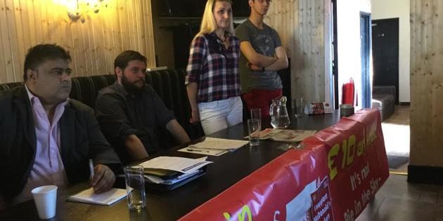 Pracownicy fabryki Tulip zagłosowali jednomyślnie za akcją protestacyjną po konflikcie o podwyżkę pensji i po cięciach w środkach bezpieczeństwa i higieny pracy.