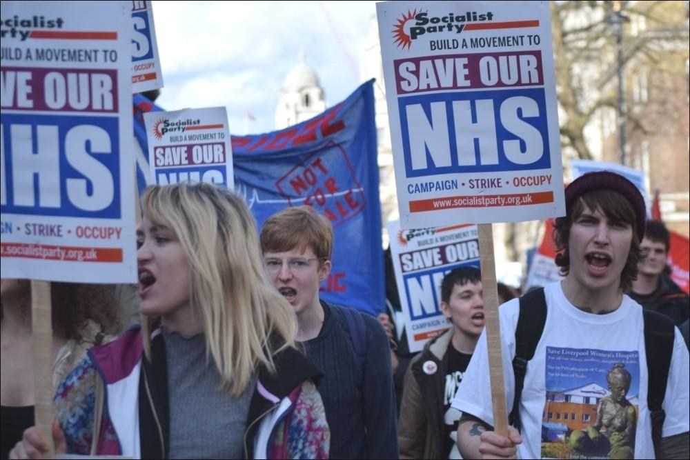 Tory wreck NHS