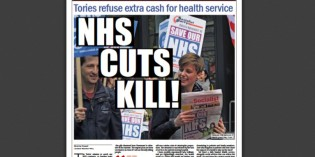 NHS Cuts Kill!