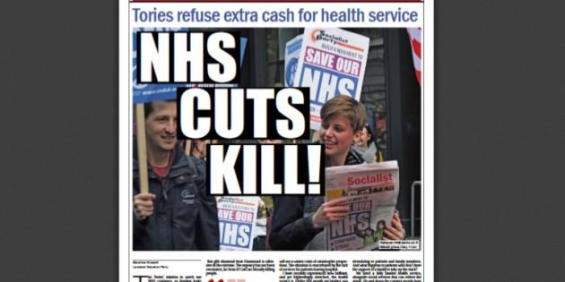 NHS Cuts Kill!