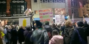 Nottingham 'Reclaim the Night' March Highlights Cuts to Women's Centres