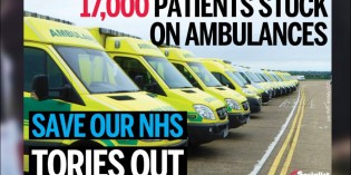 Cuts Cause NHS Crisis